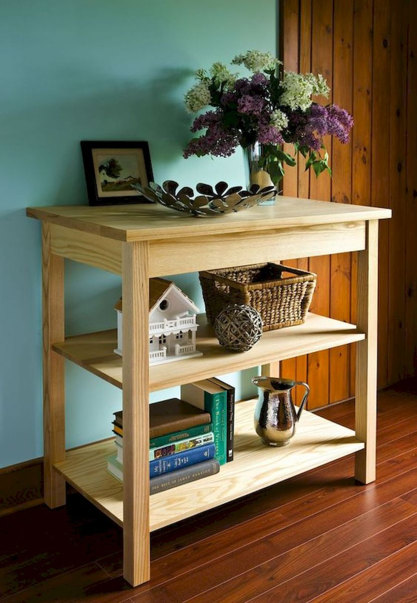 21 Creative DIY Woodworking Project Ideas To Make Your Home More Beautiful (21)