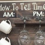 35 Easy DIY Wooden Pallet Mug Rack Ideas Everyone Can Do This (15)