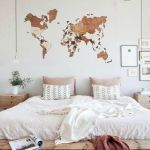 20 Awesome Boho Farmhouse Bedroom Decor Ideas and Remodel (5)