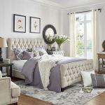 20 Beautiful Coastal Farmhouse Bedroom Decor Ideas and Remodel (1)