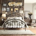 20 Best Industrial Farmhouse Bedroom Decor Ideas And Remodel (14)