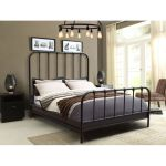 20 Best Industrial Farmhouse Bedroom Decor Ideas and Remodel (20)