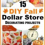 Amazing Diy Fall Decor Dollar Tree