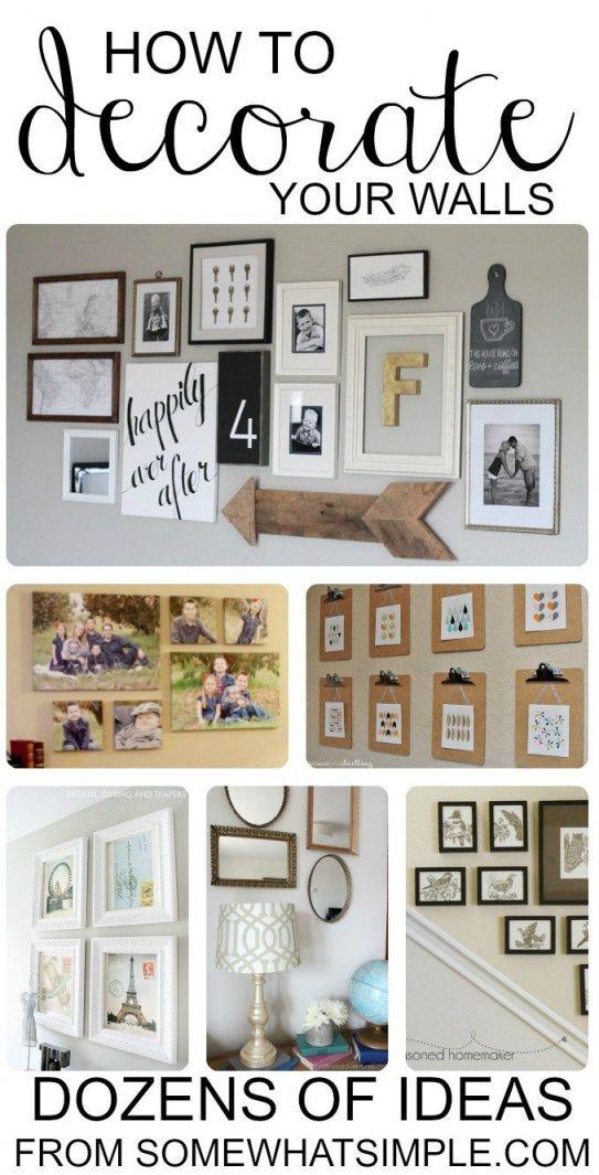 Amazing Diy Wall Art Ideas For Living Room