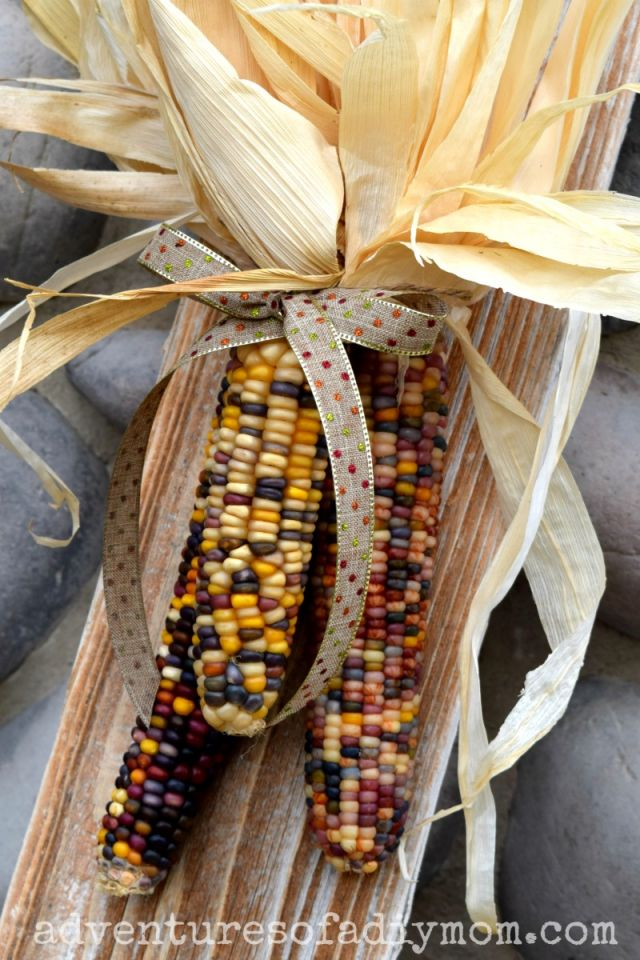 Wonderful Diy Indian Corn Decorations