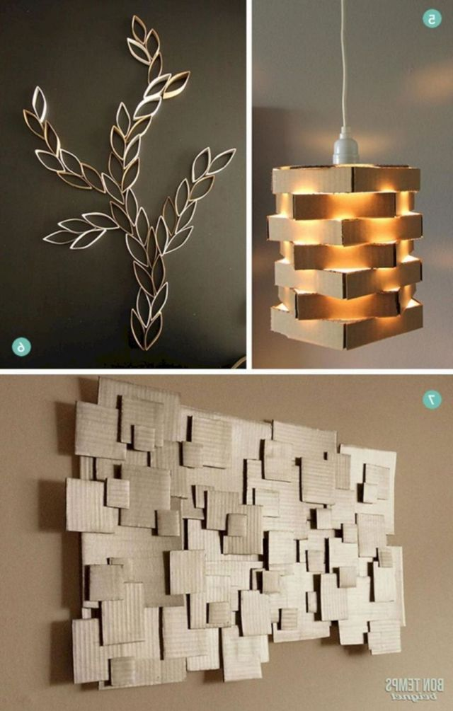 Beautiful diy modern wall decor
