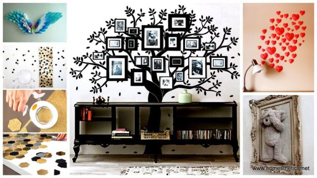 Adorable easy diy wall art projects
