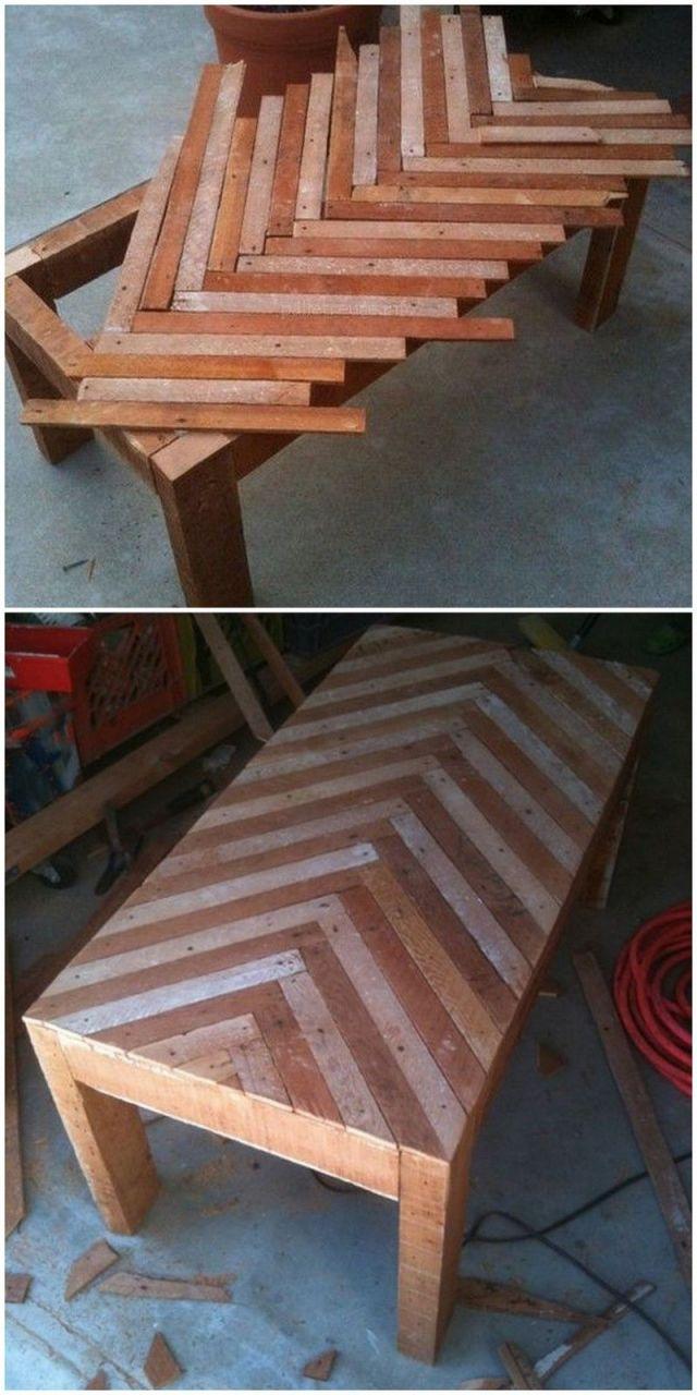 Awesome Unique Homemade Furniture Ideas