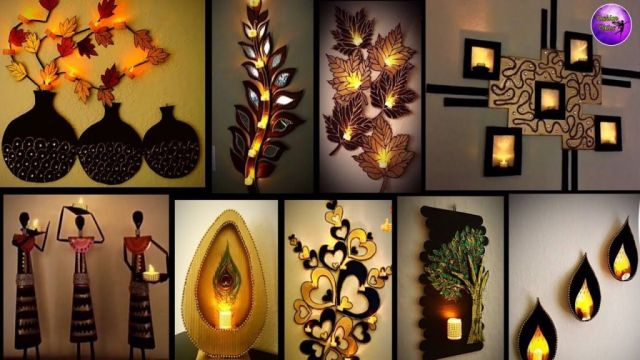 Cool diy crafts ideas for home