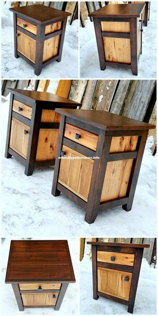 Awesome homemade wood furniture plans
