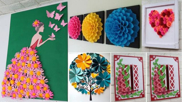 Cool handmade decoration ideas for home