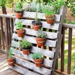 Wonderful Wooden Pallet Ideas For Garden