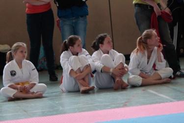 Karate Kinder und Jugendliche Turnier Detmold 2015 Kata