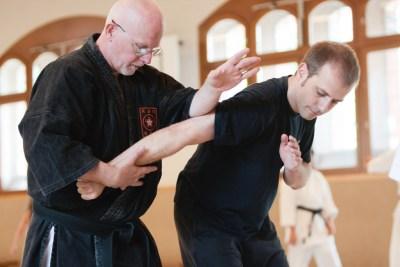 Karate Selbstverteidigung
