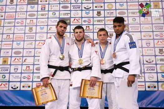 Coupe d'Europe juniors à Athènes