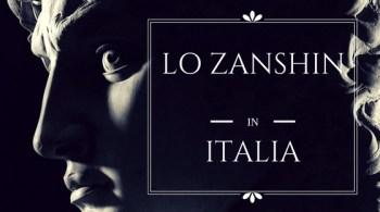 Il più antico esempio di zanshin in Italia