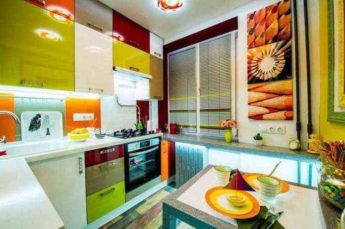 5_result-55   Поразительное преображение 6-метровой кухни в хрущевке