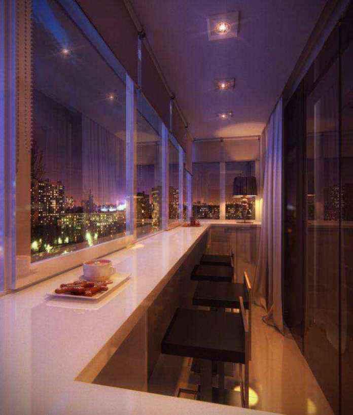 image16 | 20 великолепных идей обустройства лоджии или балкона