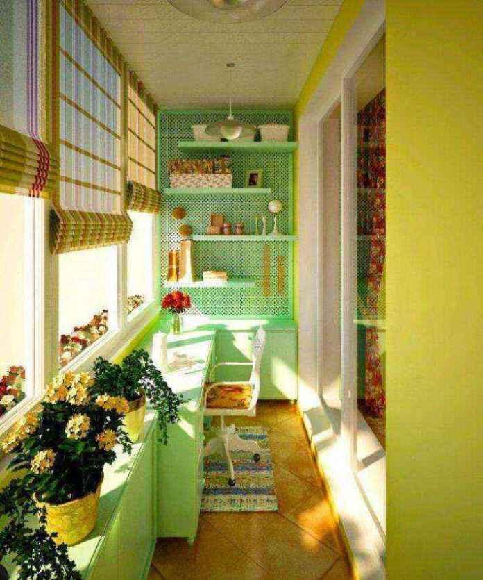 image4-1 | 20 великолепных идей обустройства лоджии или балкона