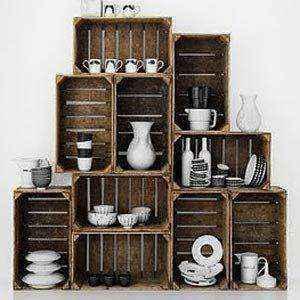 mebel-iz-kartona-018 | Нет денег на новую мебель? Не беда! Её можно сделать из…