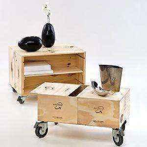 mebel-iz-kartona-022 | Нет денег на новую мебель? Не беда! Её можно сделать из…