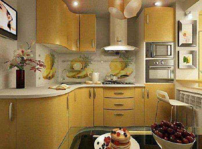 image11   Потрясающие идеи для вашей кухни!