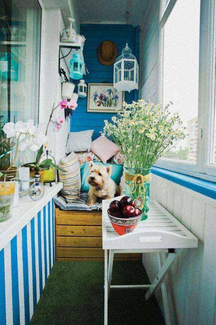 image13-21 | 20 идей создания уютного балкона