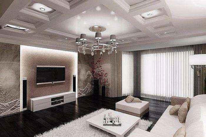 image21-4 | 23 идеи уютной и функциональной гостиной