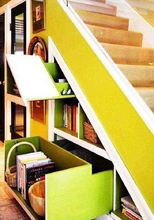 image22-3   Как экономить пространство в малогабаритных квартирах: 23 идеи хранения вещей