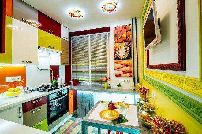 image3-22   Шестиметровая кухня может преобразиться самым неожиданным образом