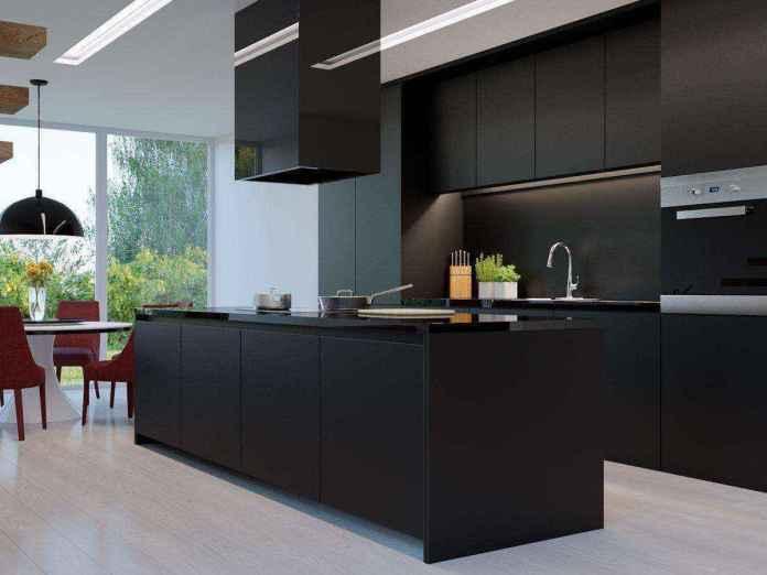 image5-33 | Черные кухни — новый взгляд на привычные вещи
