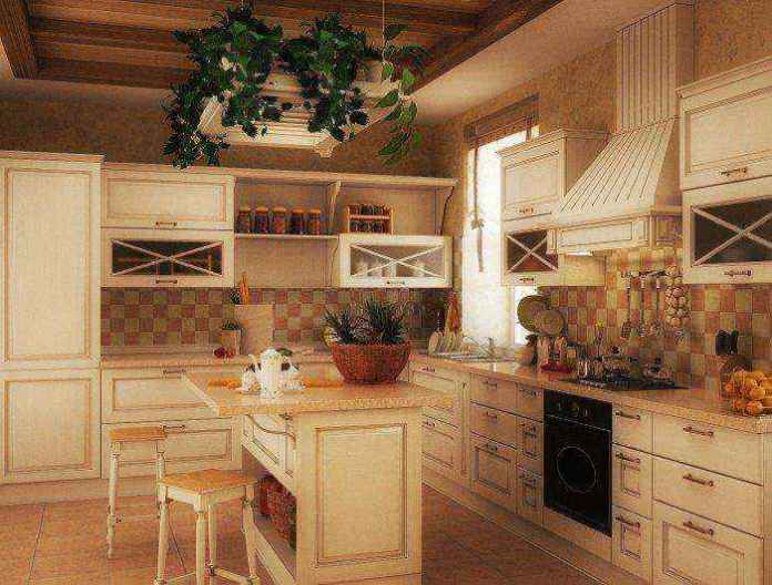 image6-24   Кухни в традиционном стиле