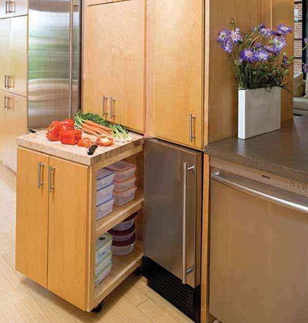 image7-14   Как экономить пространство в малогабаритных квартирах: 23 идеи хранения вещей