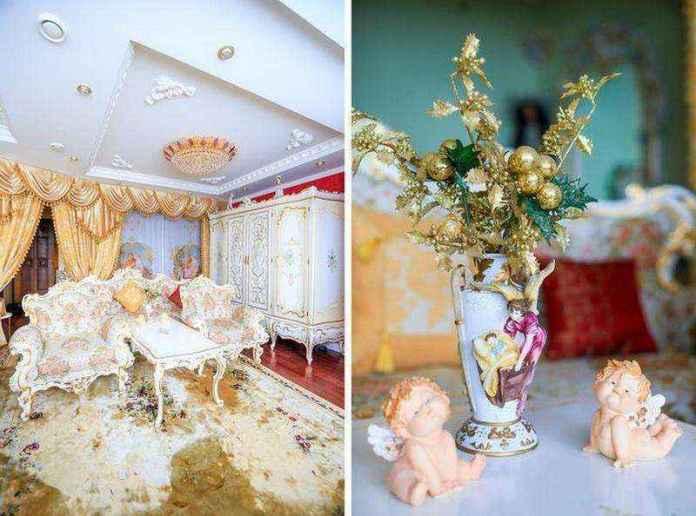 image7-2 | Дворец в квартире площадью 36 квадратных метров! Не верите — смотрите сами!