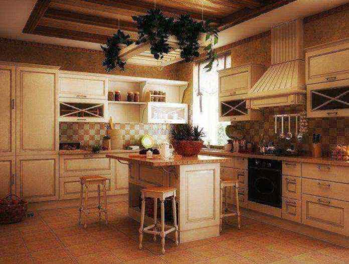 image8-23   Кухни в традиционном стиле