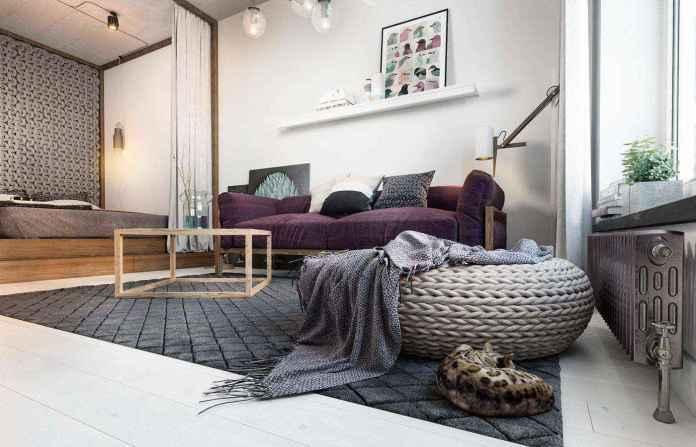 image9-31   Две идеи дизайна супермаленькой квартиры