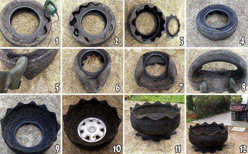 image2-7 | Что можно сделать из старых шин — просто супер-идеи!