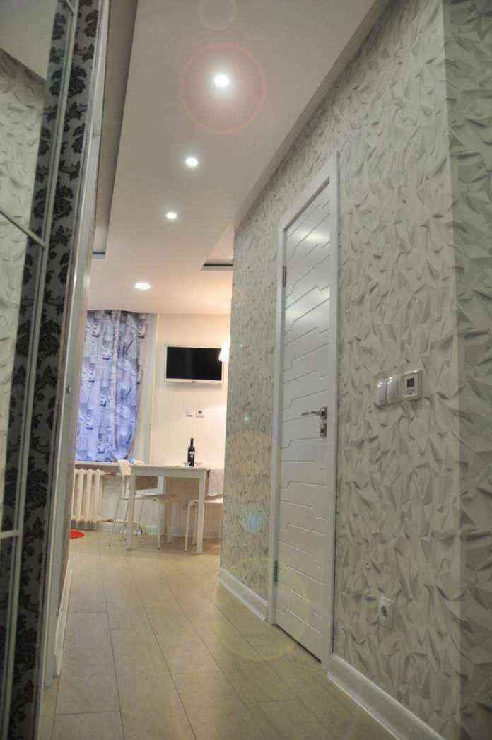 image25   Квартира в 32 м² до и после ремонта — потрясающе!