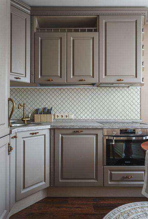 image14-4   Потрясающие идеи для маленькой уютной кухни