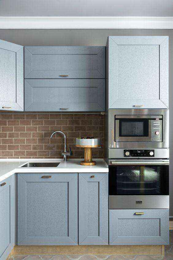 image15-5   Потрясающие идеи для маленькой уютной кухни