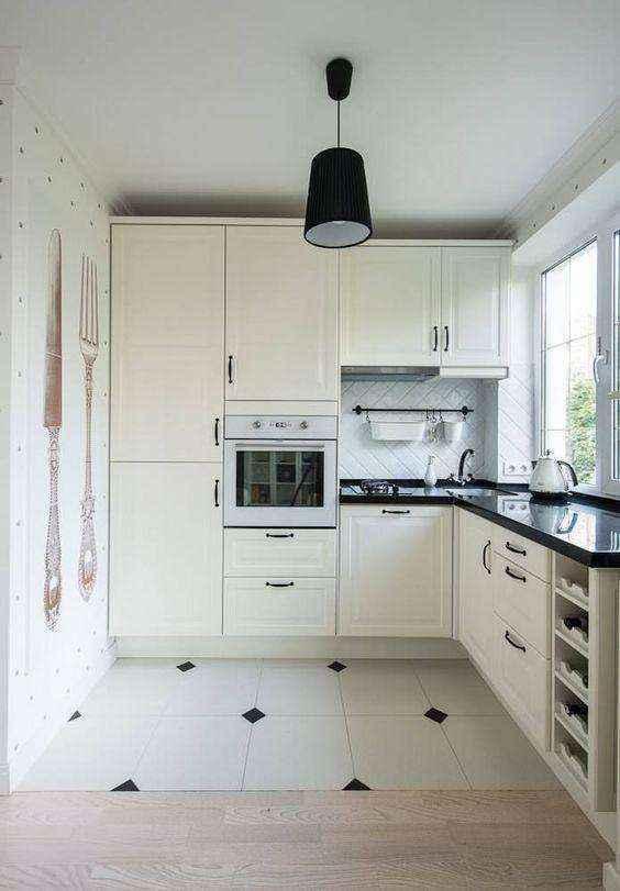 image16-4   Потрясающие идеи для маленькой уютной кухни