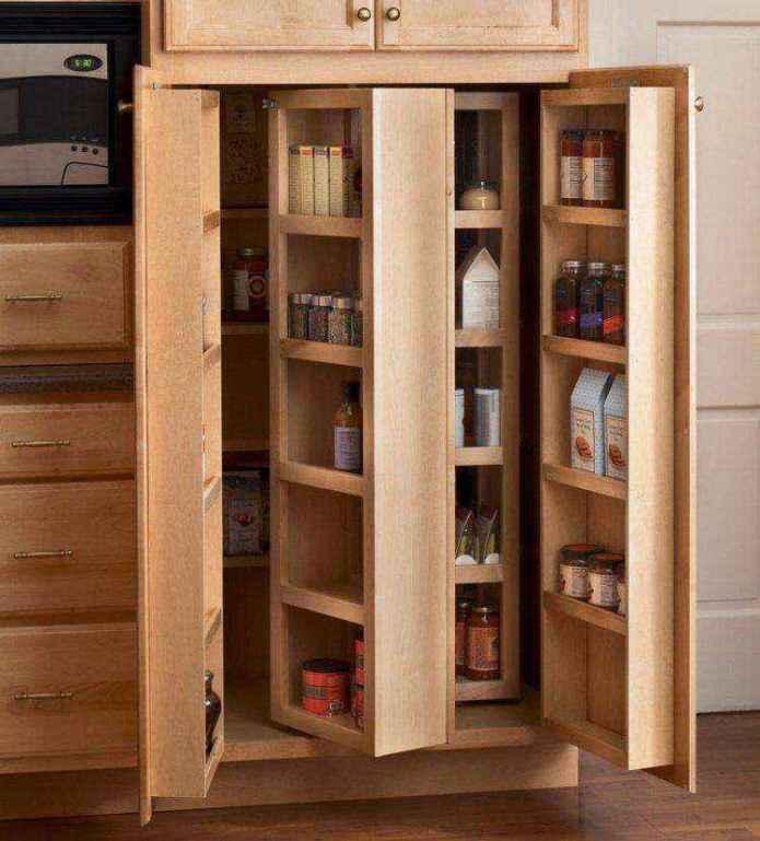 image17 | 30 идей оформления маленькой кухни
