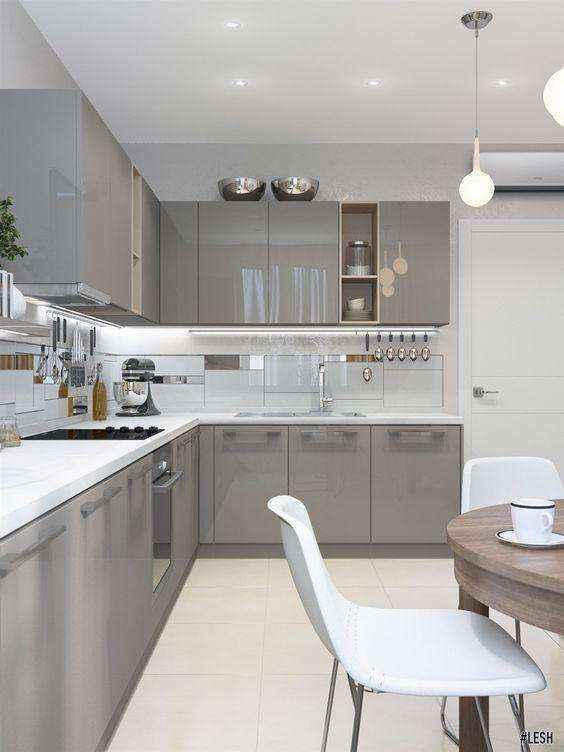 image18-5   Потрясающие идеи для маленькой уютной кухни