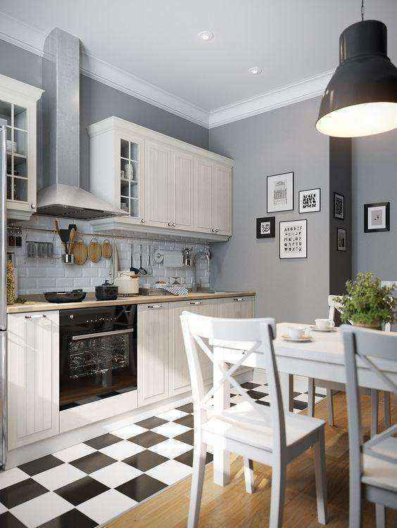 image21-1   Потрясающие идеи для маленькой уютной кухни