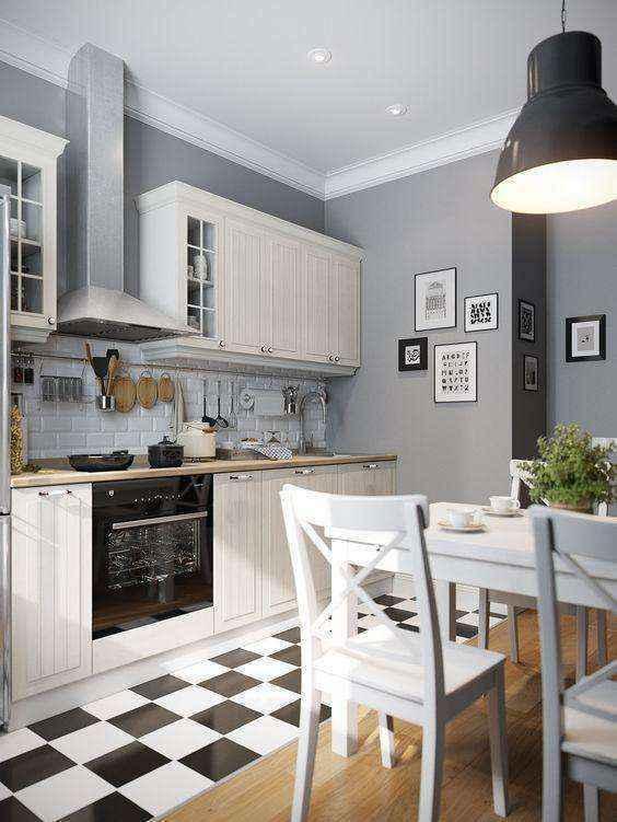 image21-2   Потрясающие идеи для маленькой уютной кухни