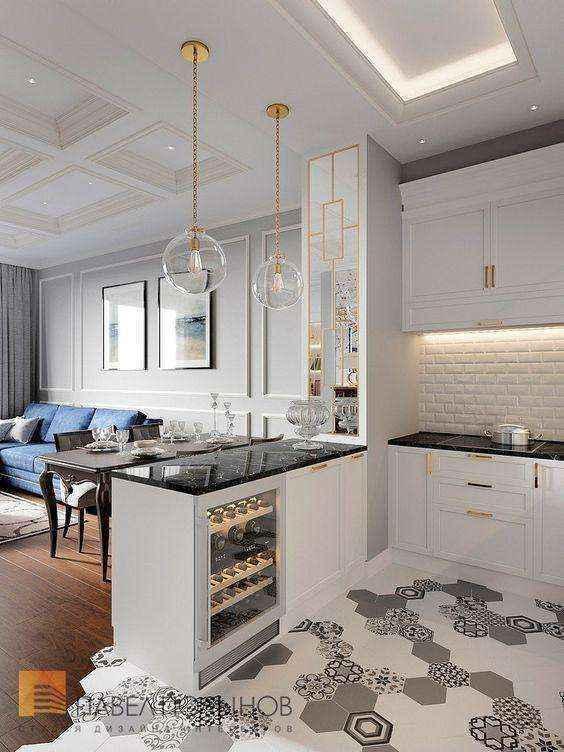 image22-2   Потрясающие идеи для маленькой уютной кухни