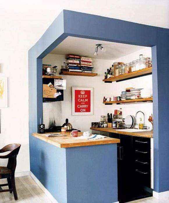 image24 | 30 идей оформления маленькой кухни