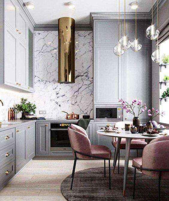 image28-2   Потрясающие идеи для маленькой уютной кухни