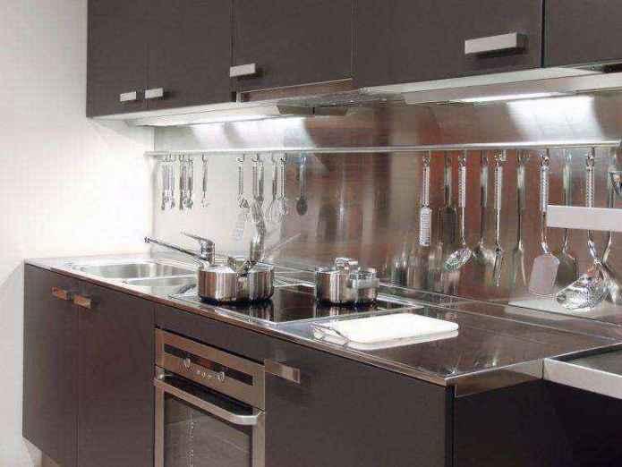 image28 | 30 идей оформления маленькой кухни