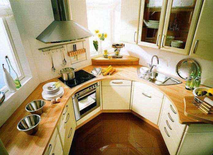 image30 | 30 идей оформления маленькой кухни